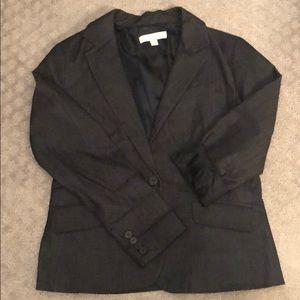 NY&Co Denim Colored Blazer
